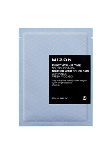 Mizon Mizon Enjoy VitalUp Time Nourishing Mask Besleyici Avokado Ekstreli Maske Renksiz